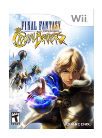 Final Fantasy Crystal Chronicle: Crystal Bearer Box Art