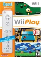 Wii Play Box Art