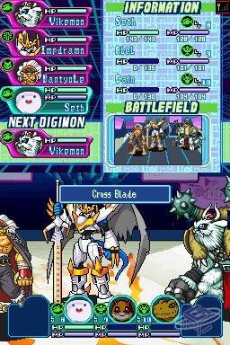 Digimon World DS - Game - Nintendo World Report