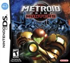Metroid Prime: Hunters Box Art