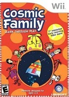 Cosmic Family Box Art