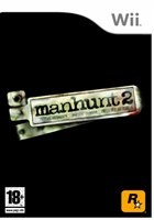 Manhunt 2 Box Art