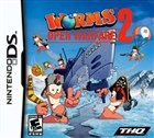 Worms: Open Warfare 2 Box Art