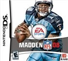 Madden NFL '08 Box Art