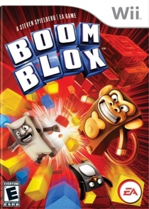 Boom Blox Box Art