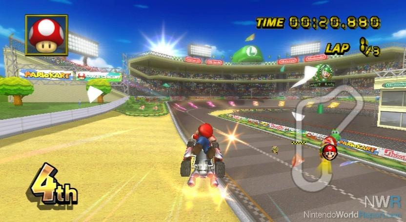 Mario Kart Wii Feature Nintendo World Report