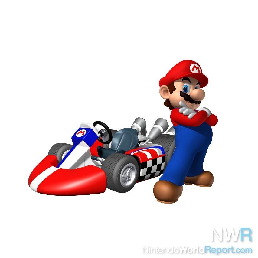 Mario Kart Wii Media Nintendo World Report