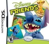 Disney Friends Box Art