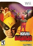 Harvey Birdman: Attorney at Law Box Art