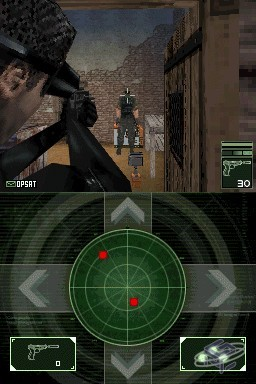Tom Clancy's Splinter Cell Chaos Theory DS Review - Review