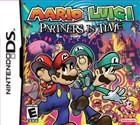 Mario & Luigi: Partners in Time Box Art