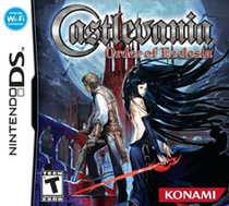 Castlevania: Order of Ecclesia Box Art