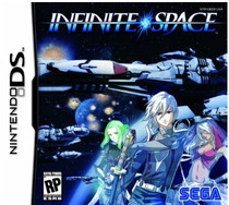 Infinite Space Box Art