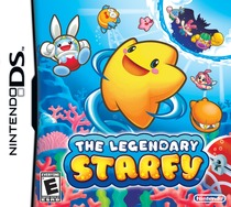 The Legendary Starfy Box Art