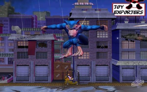 Rampage Total Destruction Game Nintendo World Report