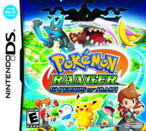 Pokémon Ranger: Shadows of Almia Box Art