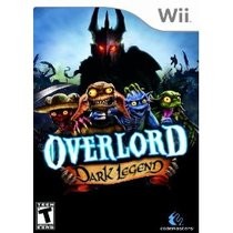 Overlord: Dark Legend Box Art