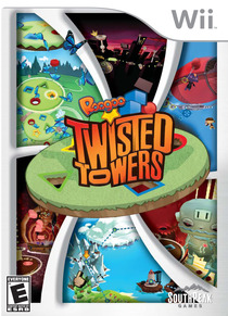 Roogoo Twisted Towers Box Art
