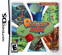 Roogoo Attack Box Art