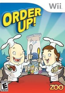 Order Up! Box Art