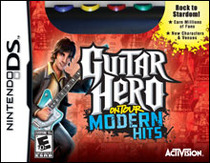 Guitar Hero On Tour: Modern Hits Box Art