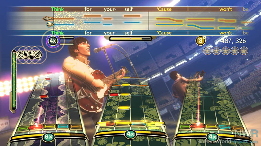 The Beatles: Rock Band - Game - Nintendo World Report
