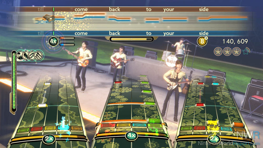 The Beatles: Rock Band - Game - Nintendo World Report