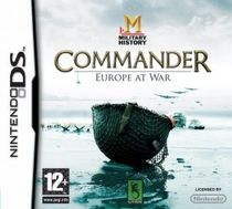 Commander: Europe At War Box Art