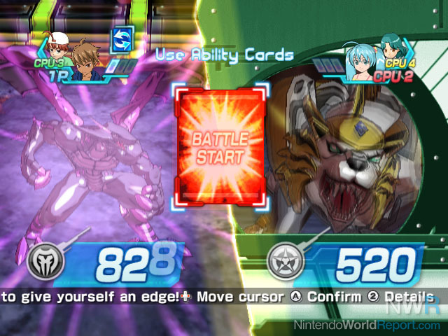 Bakugan Battle Brawlers Hands-on Preview - Hands-on Preview