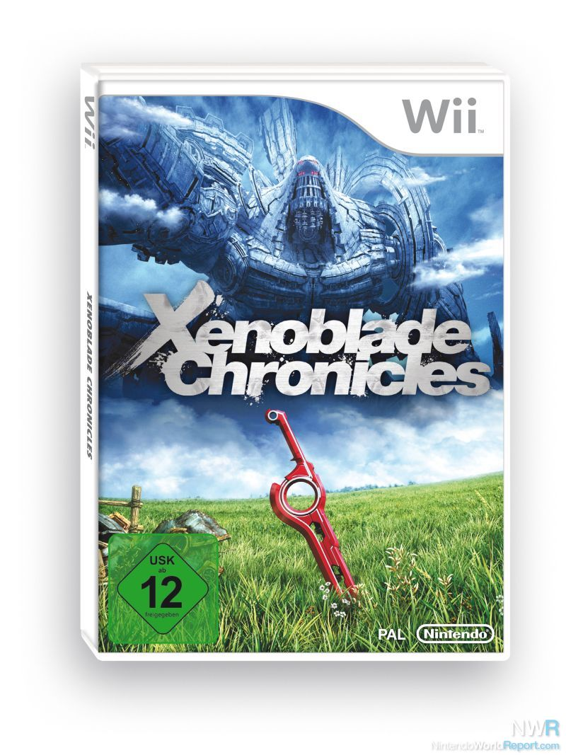 Xenoblade Chronicles Hands-on Preview - Hands-on Preview