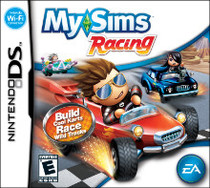 MySims Racing Box Art