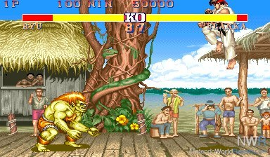 Street Fighter II: The World Warrior - Game - Nintendo World