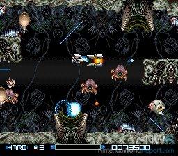 super r type system virtual console super nintendo entertainment