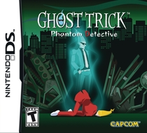 Ghost Trick Box Art