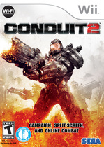 Conduit 2 Box Art
