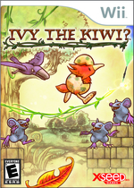 Ivy the Kiwi? Box Art
