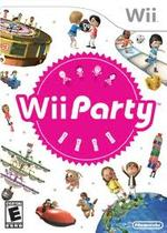 Wii Party Box Art