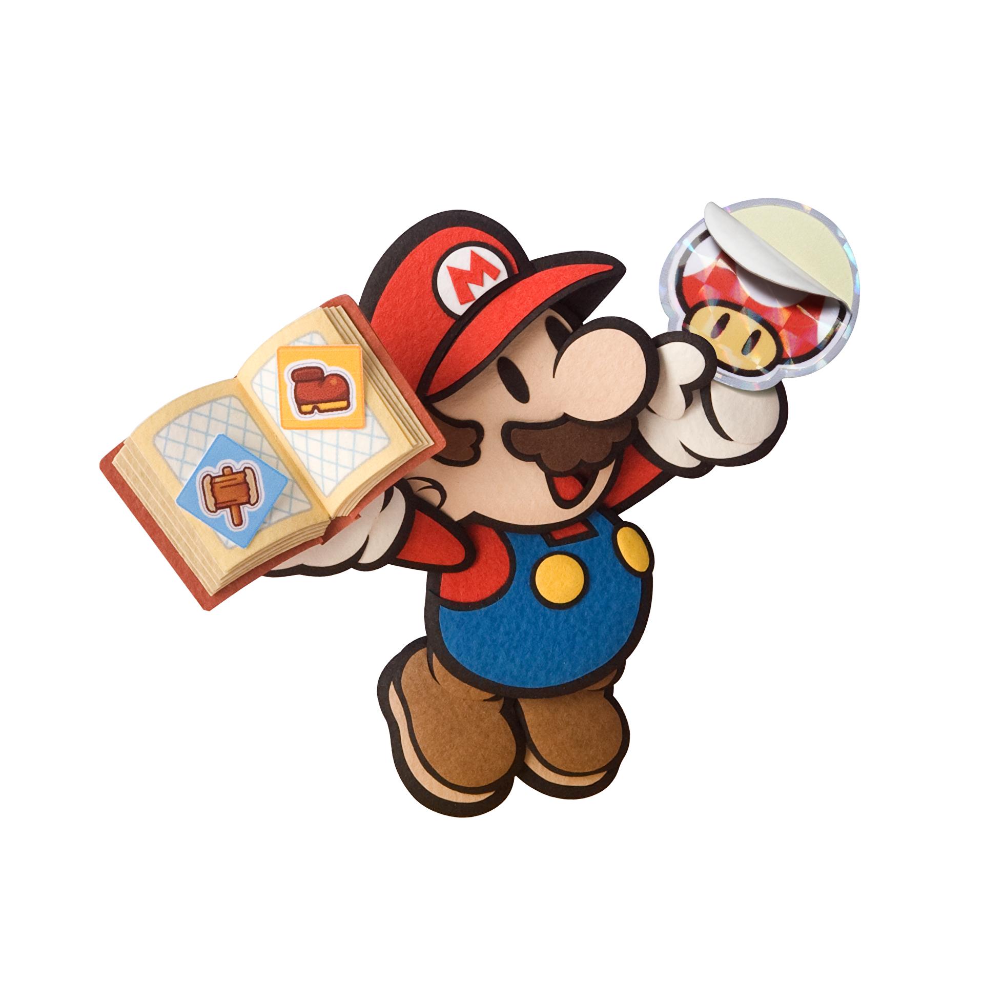 paper mario sticker review review nintendo world