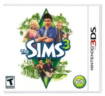 The Sims 3 Box Art