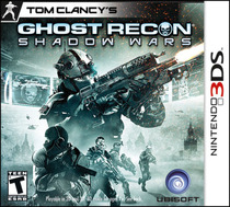 Tom Clancy's Ghost Recon Shadow Wars Box Art