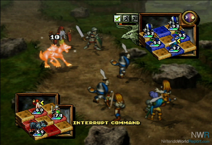 Ogre Battle 64: Person of Lordly Caliber - Game - Nintendo