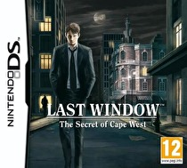 Last Window: The Secret of Cape West Box Art