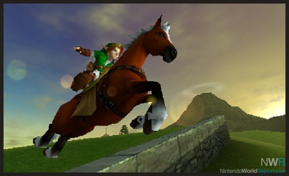 Nintendo World Demo Reveals New Details on Ocarina of Time