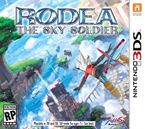 Rodea the Sky Soldier Box Art