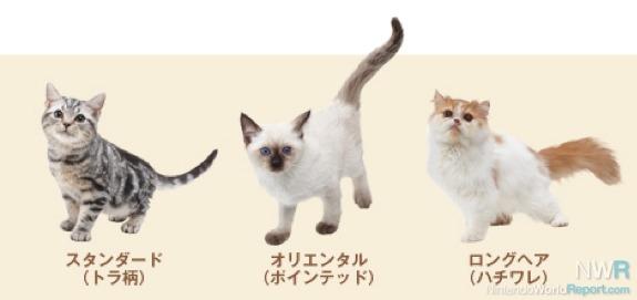 Nintendogs Cats Breed Lists Revealed News Nintendo World Report