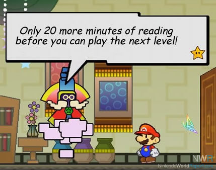 super paper mario is awesome feature nintendo world report