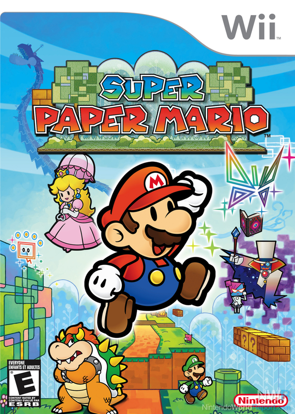 Paper Mario: A Look Back - Feature - Nintendo World Report