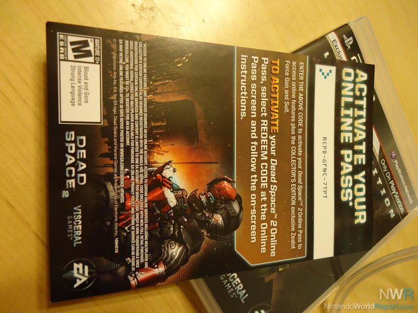 Zach's Gaming Stuff: Dead Space 2 - Blog - Nintendo World Report