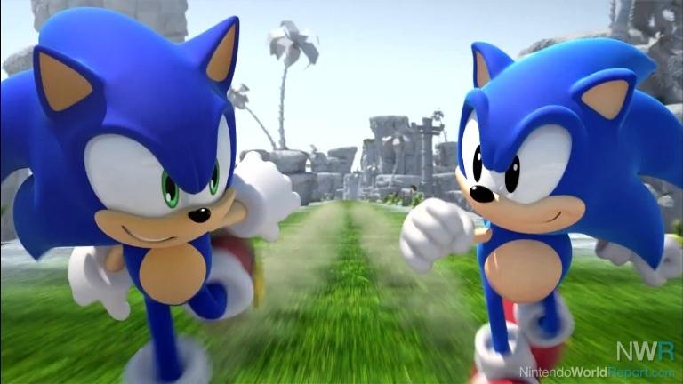 Sonic Generations Skips Wii News Nintendo World Report