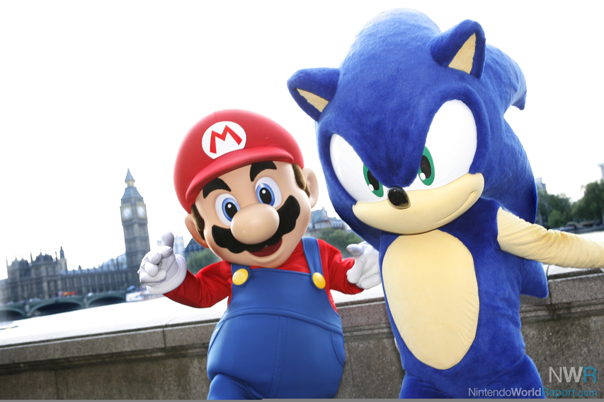 OFICIAL] Mario & Sonic at The London 2012 Olympic Games (Wii e 3DS